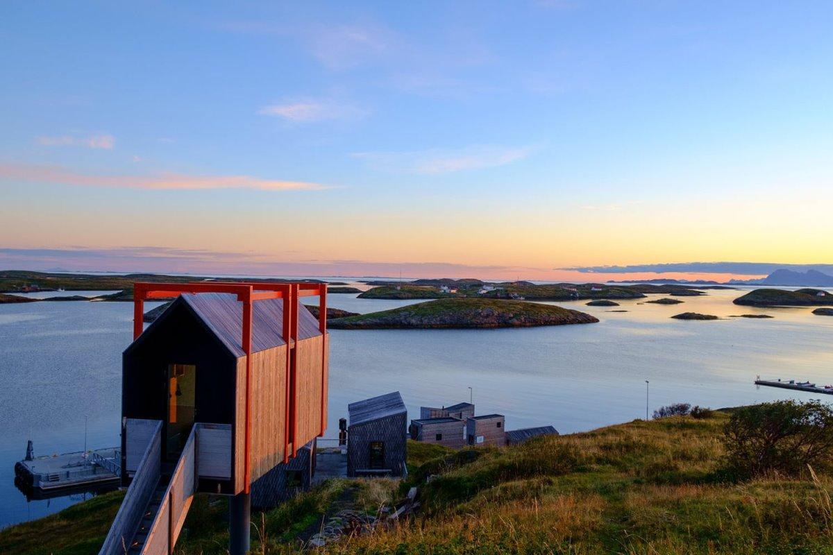 The Arctic Hideaway  Hotel