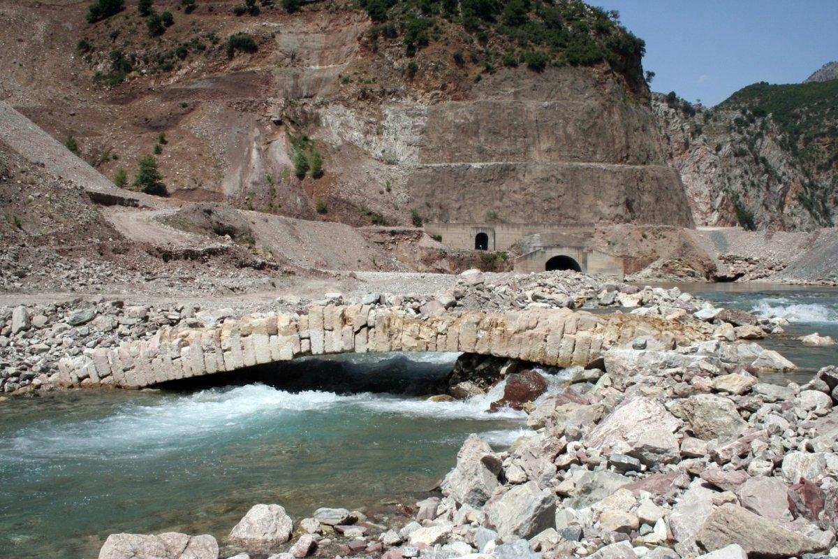 γέφυρα Κουτσοκαμάρας Αχελώος