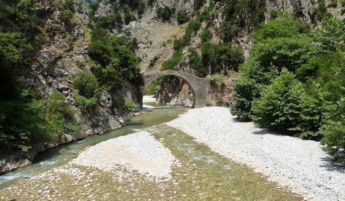 Γέφυρα Λιάσκοβου Αχελώος