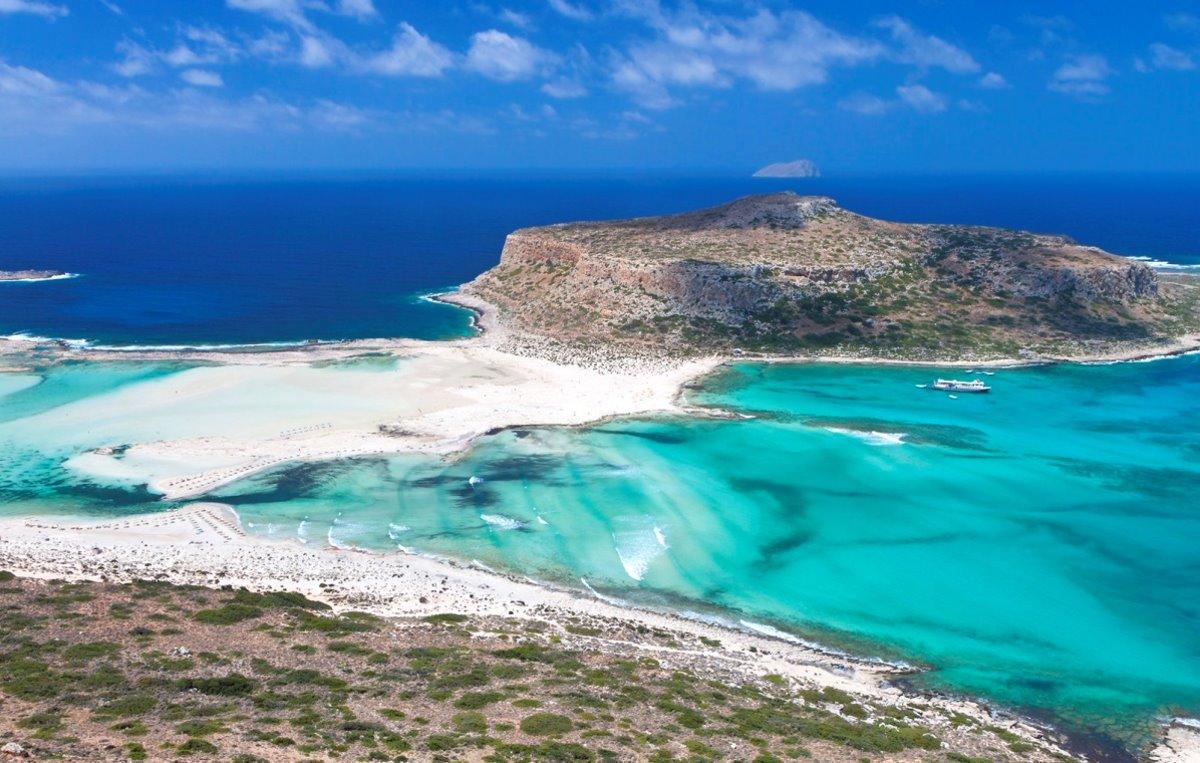 Μπάλος παραλία Χανιά καλύτερη στον κόσμο