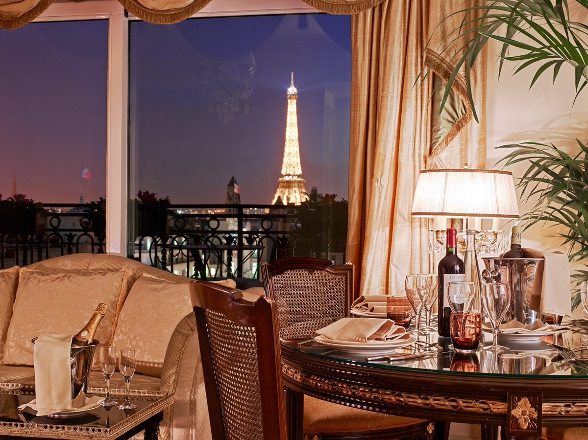 Hotel Balzac, Παρίσι, Γαλλία δωμάτιο με θέα