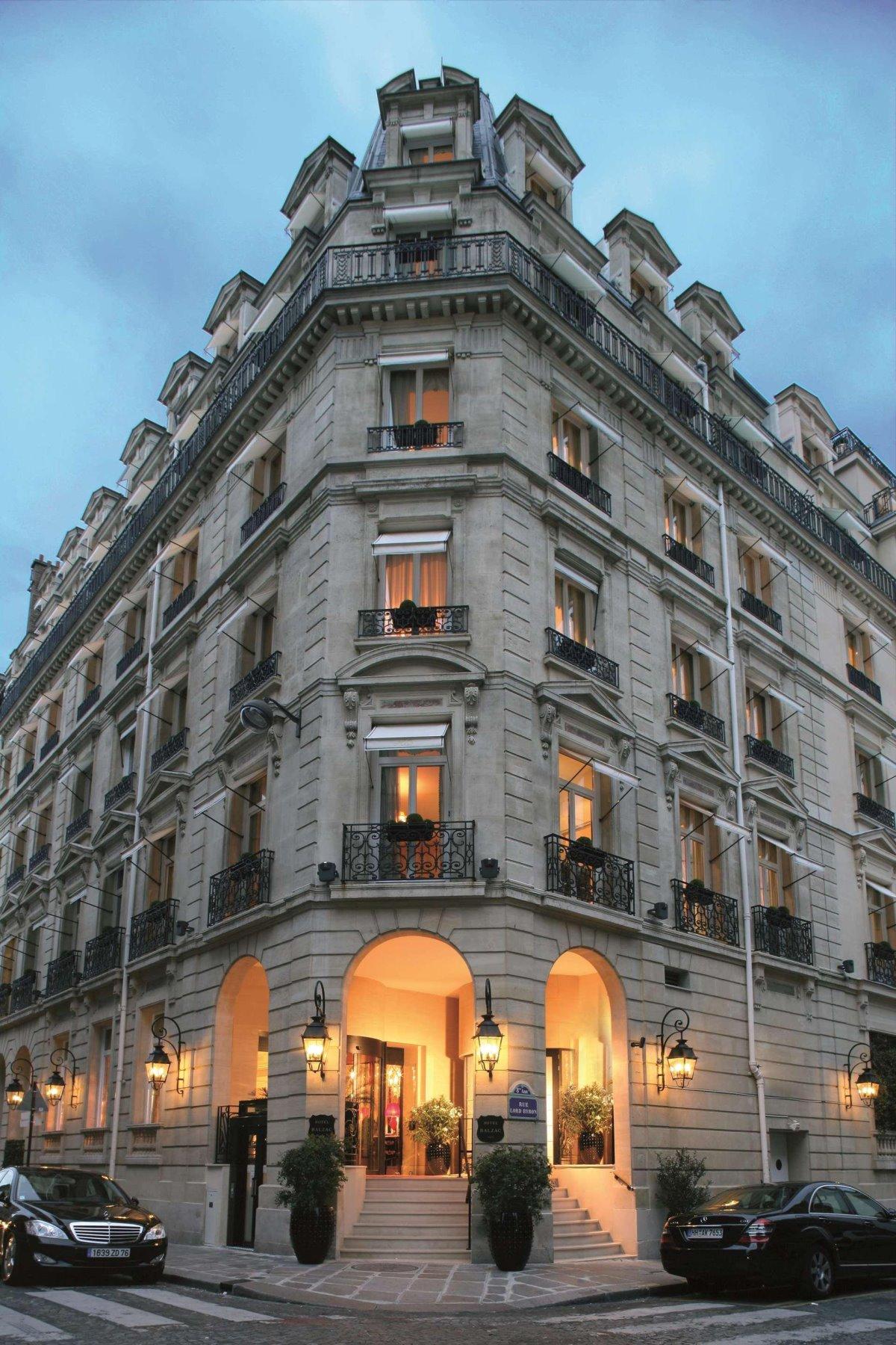 Hotel Balzac, Παρίσι, Γαλλία