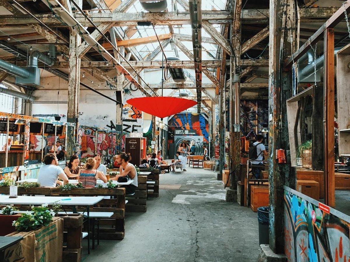Berlin Village Market, Βερολίνο