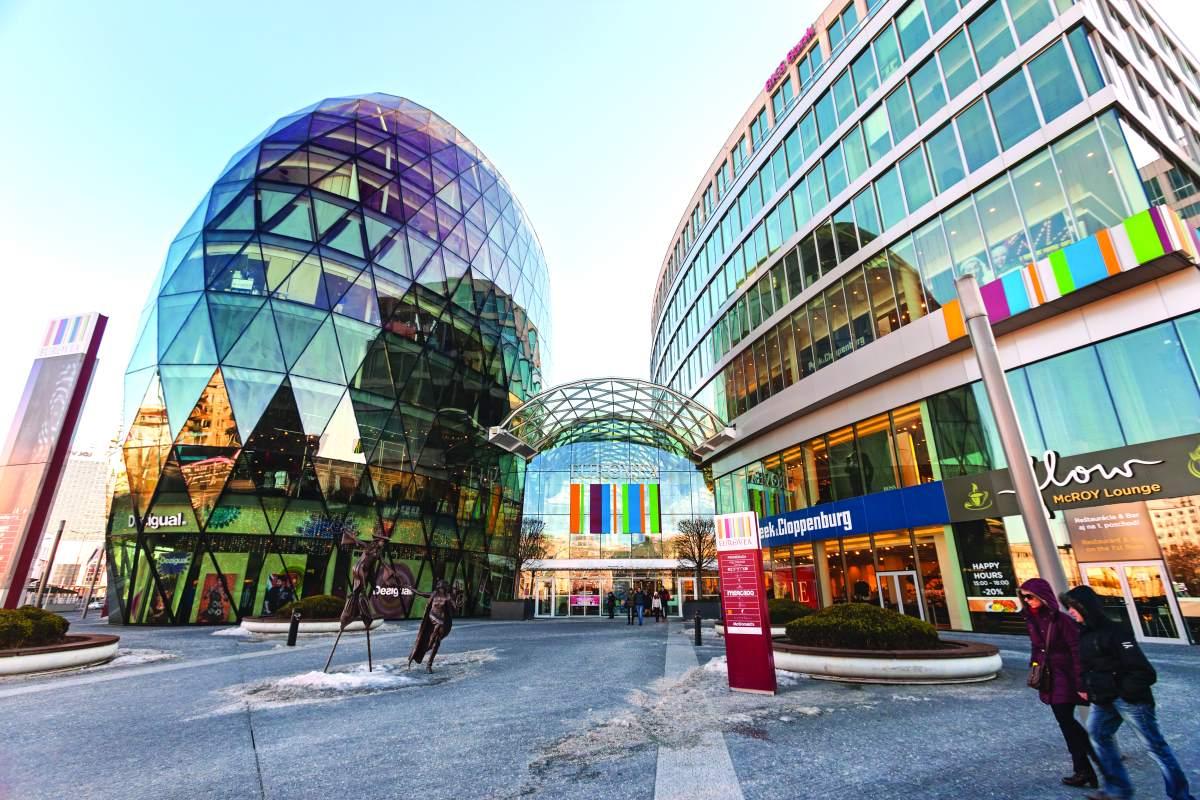 Εμπορικό κέντρο, Μπρατισλάβα