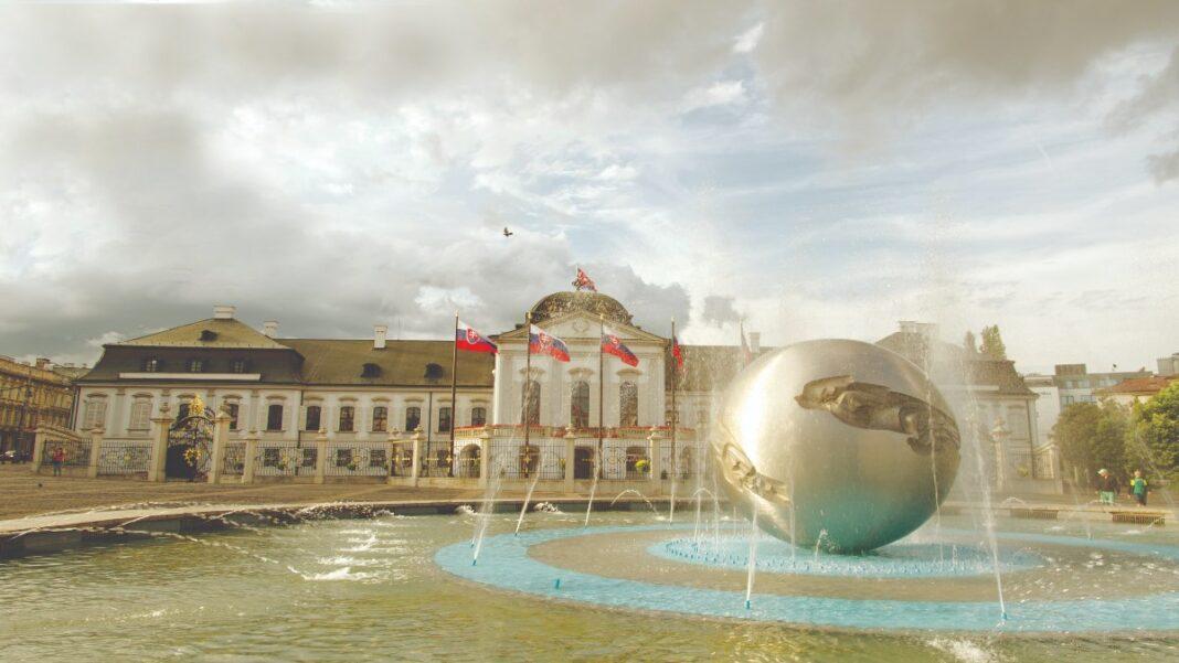 Μπρατισλάβα, μια από τις ομορφότερες πόλεις