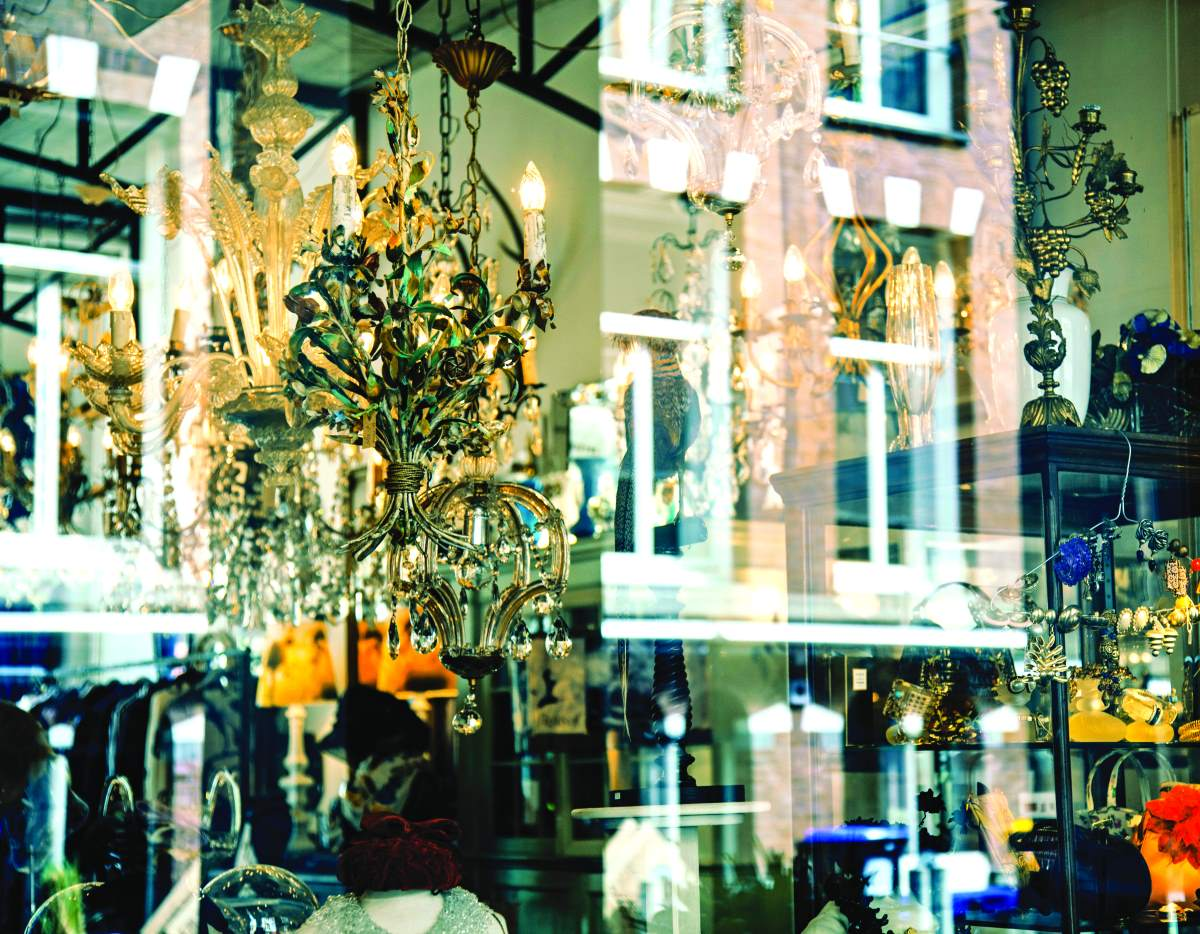 Μπρατισλάβα, Στην πόλη θα βρείτε όμορφα καταστήματα με vintage αντικείμενα