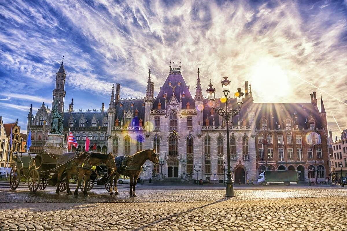 Bruges του Βελγίου