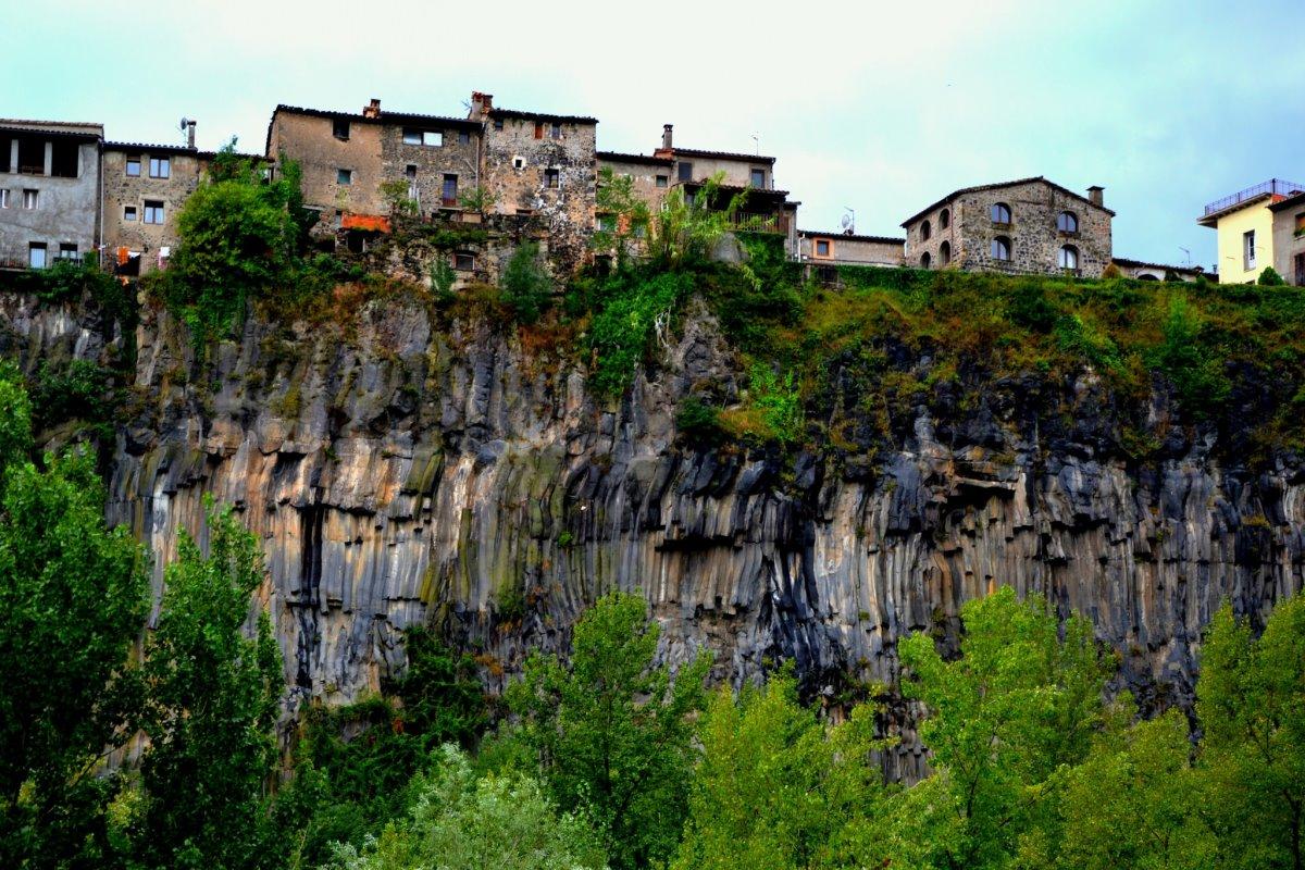 Castellfollit de la Roca, Ισπανία