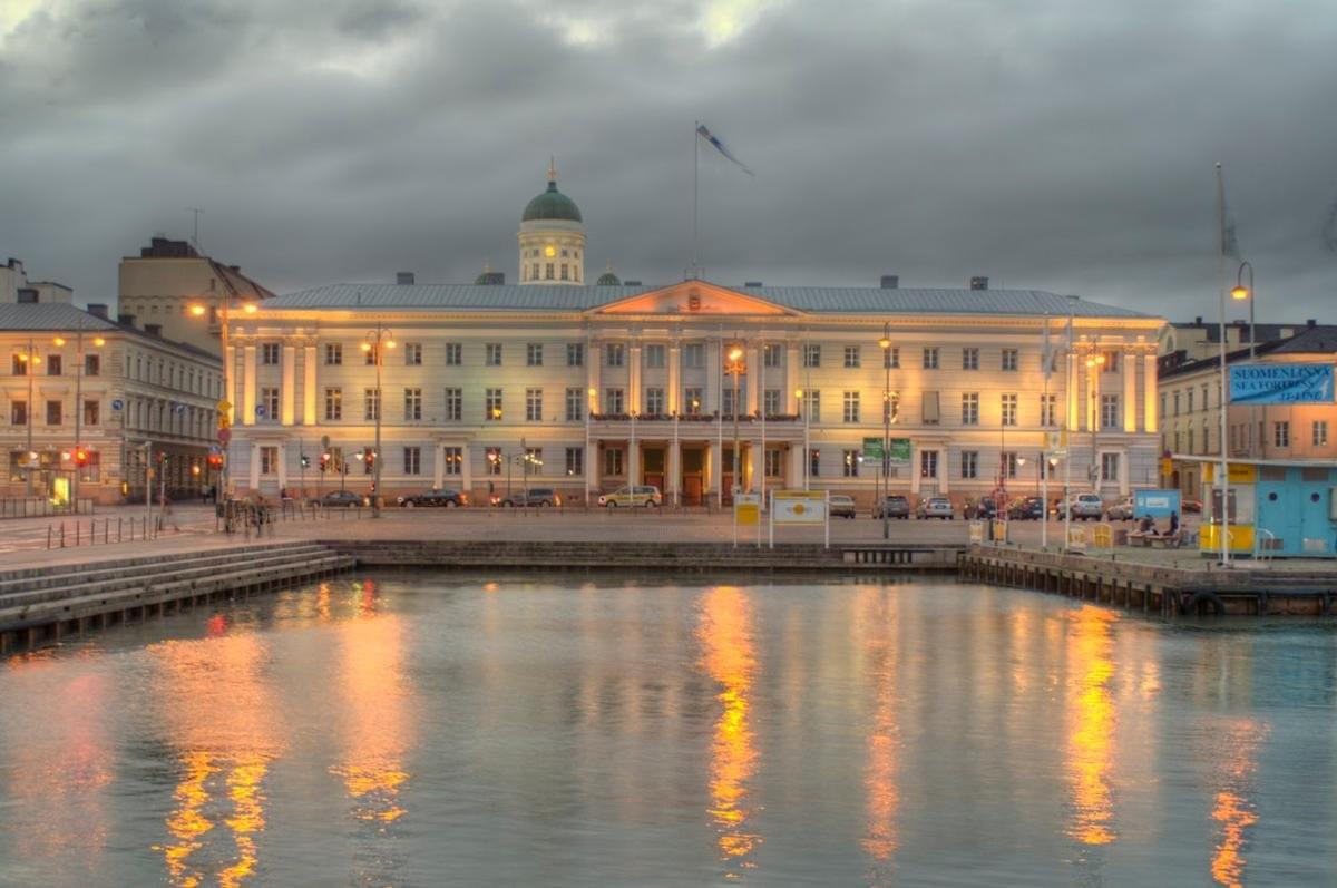 Ελσίνκι Δημαρχείο