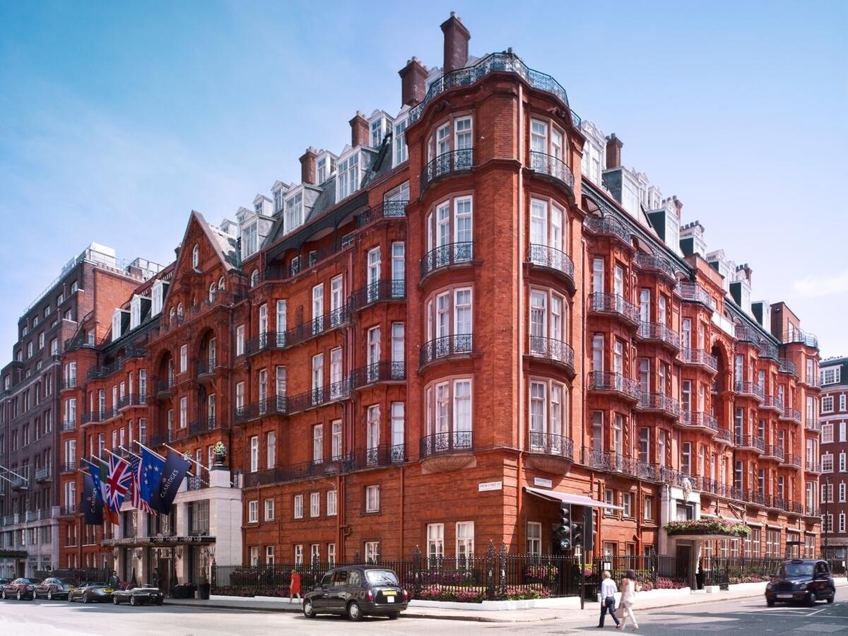 Claridge's, Λονδίνο, Ηνωμένο Βασίλειο