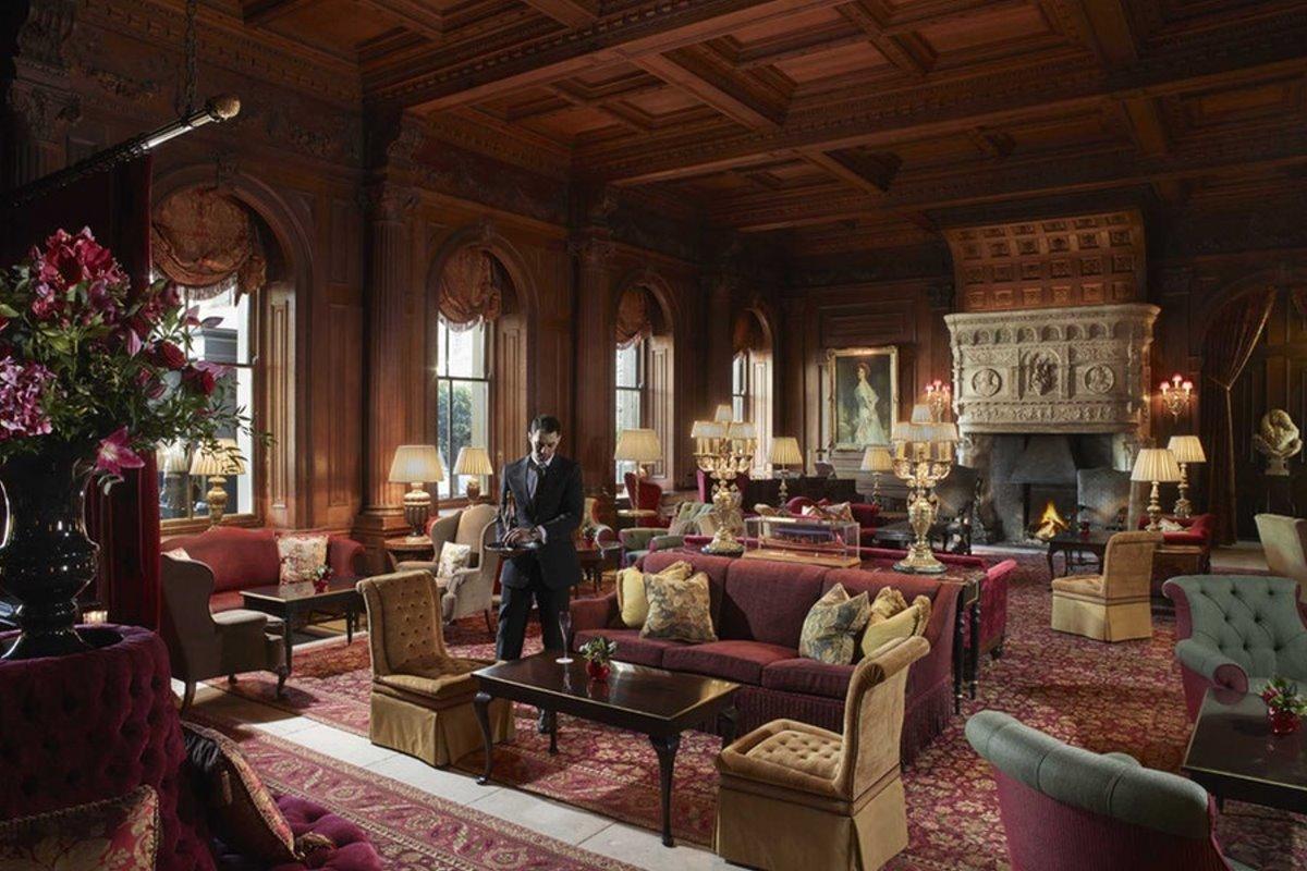 Cliveden House, Berkshire, Ηνωμένο Βασίλειο lobby