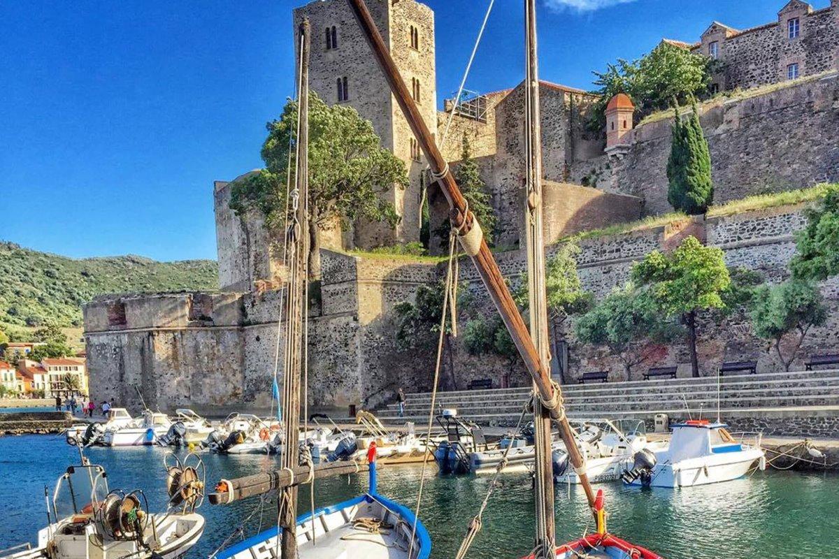 Η εντυπωσιακή Collioure της Γαλλίας