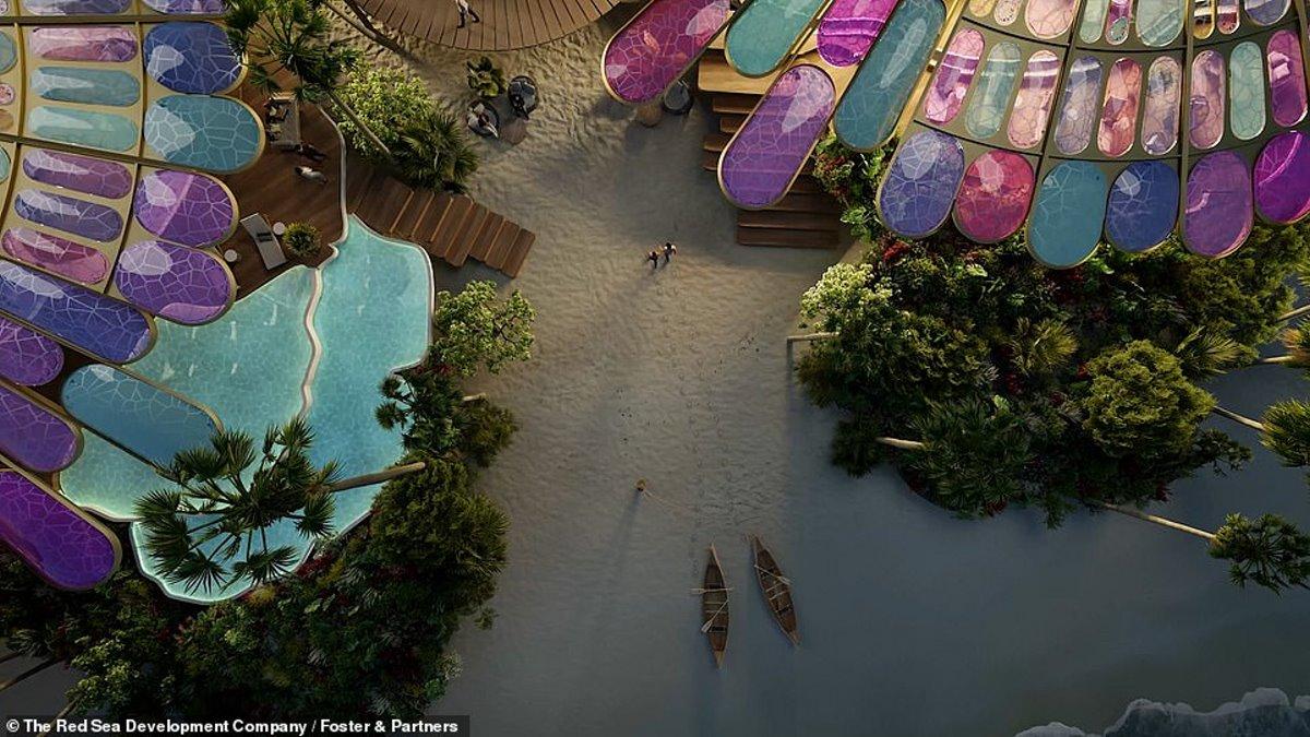 Coral Bloom Σαουδική Αραβία giga resort