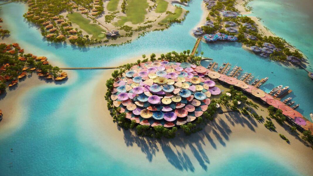 Coral Bloom Σαουδική Αραβία