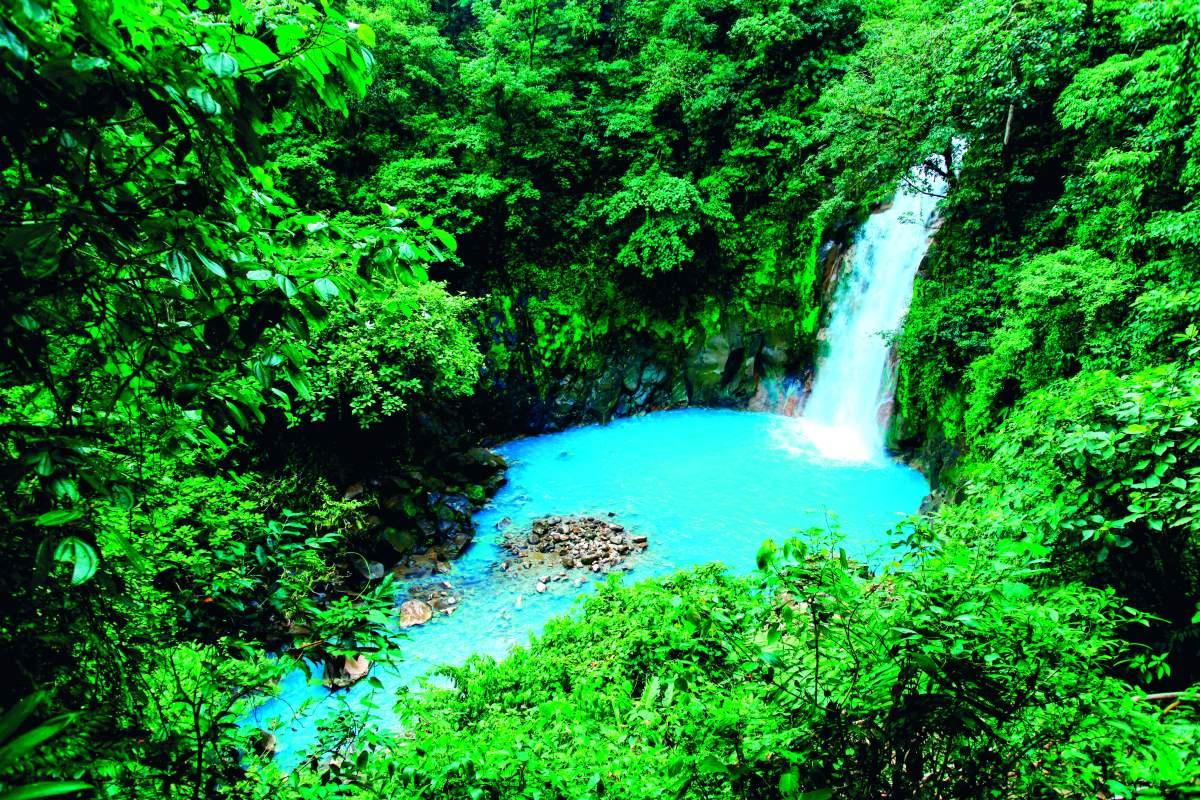 Καταρράκτης Κόστα Ρίκα