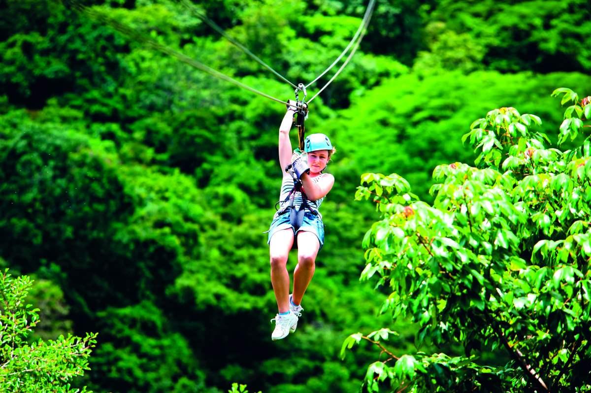 στη φύση της Κόστα Ρίκα
