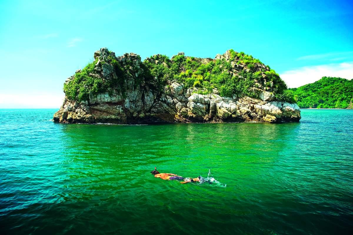 snorkeling Κόστα Ρίκα