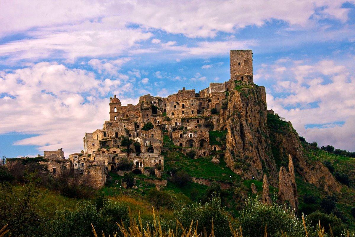 Κράκο, Ιταλία