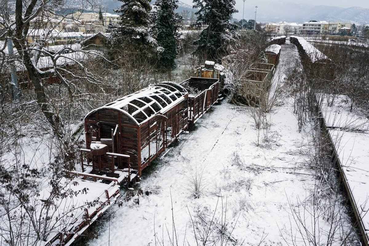 Δράμα χιόνια Μήδεια
