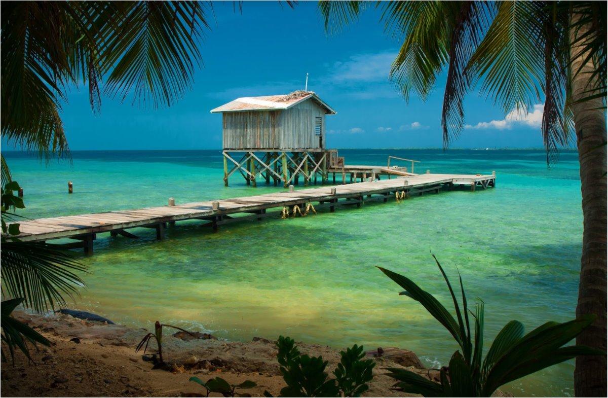 Belize οικολογική χώρα