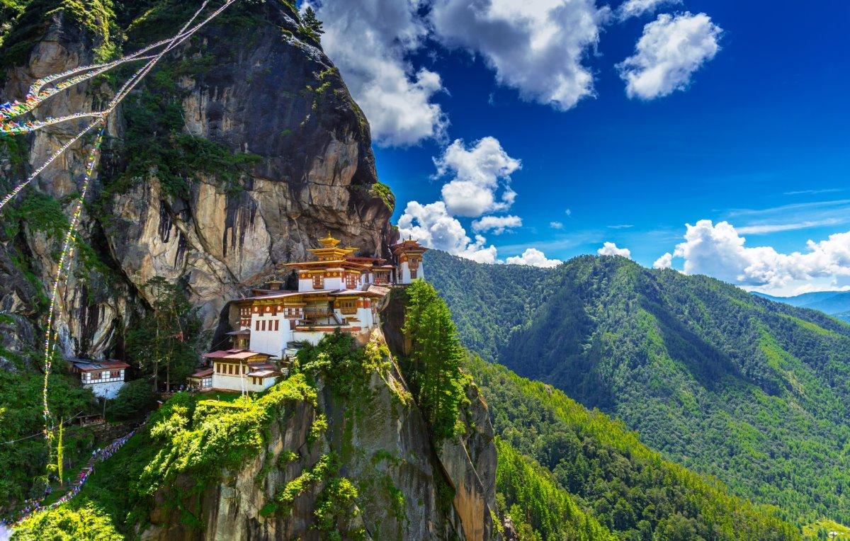 Μπουτάν οικολογικός προορισμός