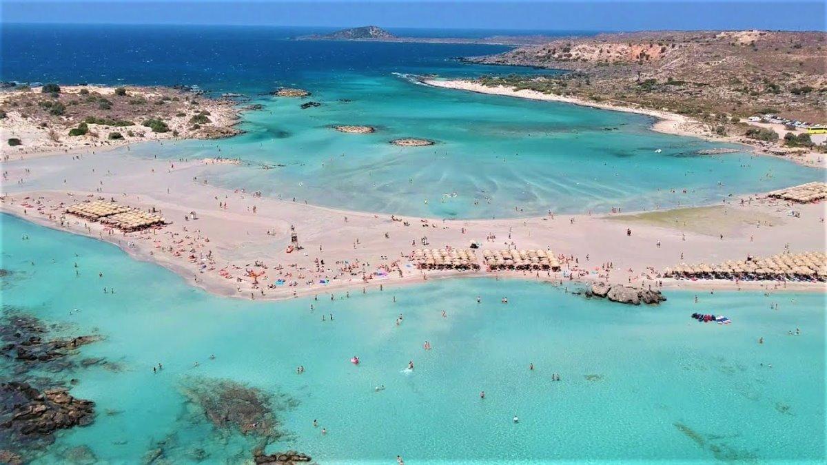 Ελαφονήσι παραλία Κρήτη στις καλύτερες στον κόσμο για το 2021