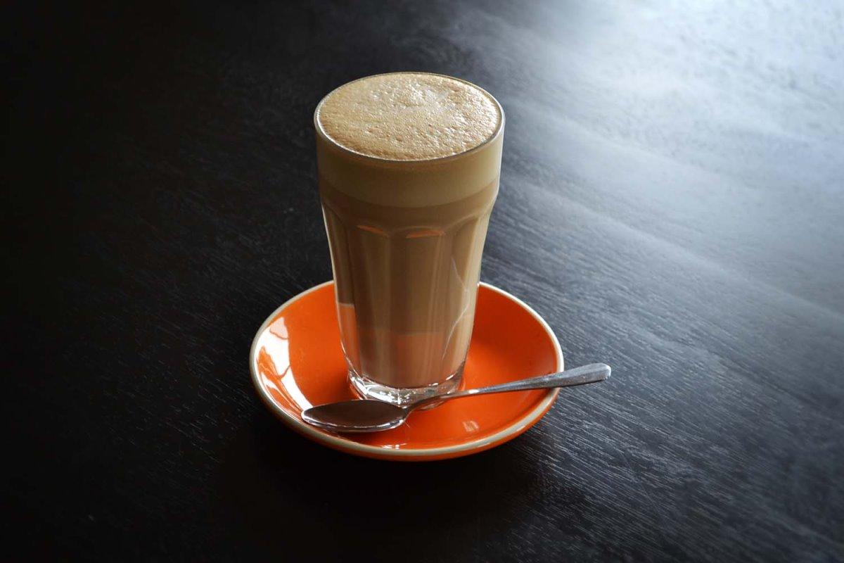 galão καφές