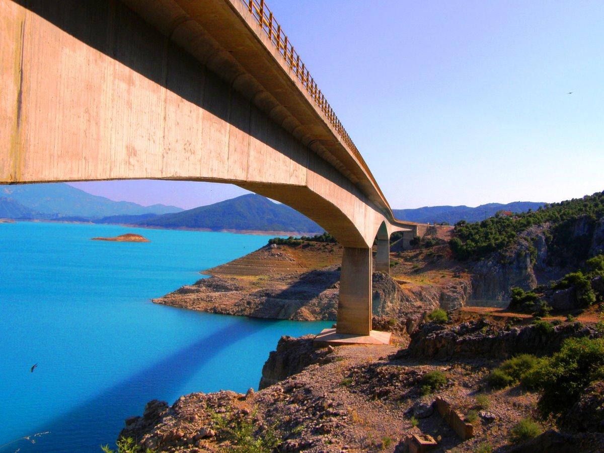 γέφυρα τατάρνας αχελώος