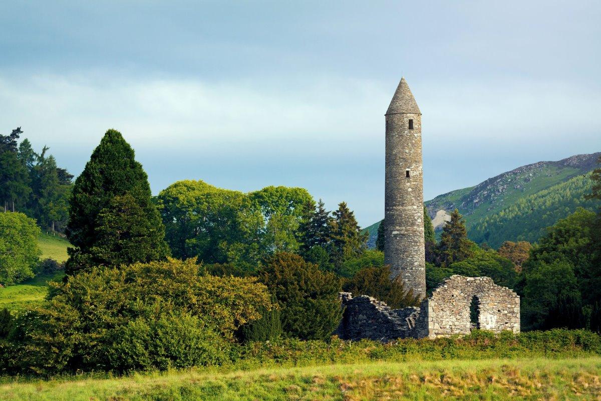 Μονή Glendalough