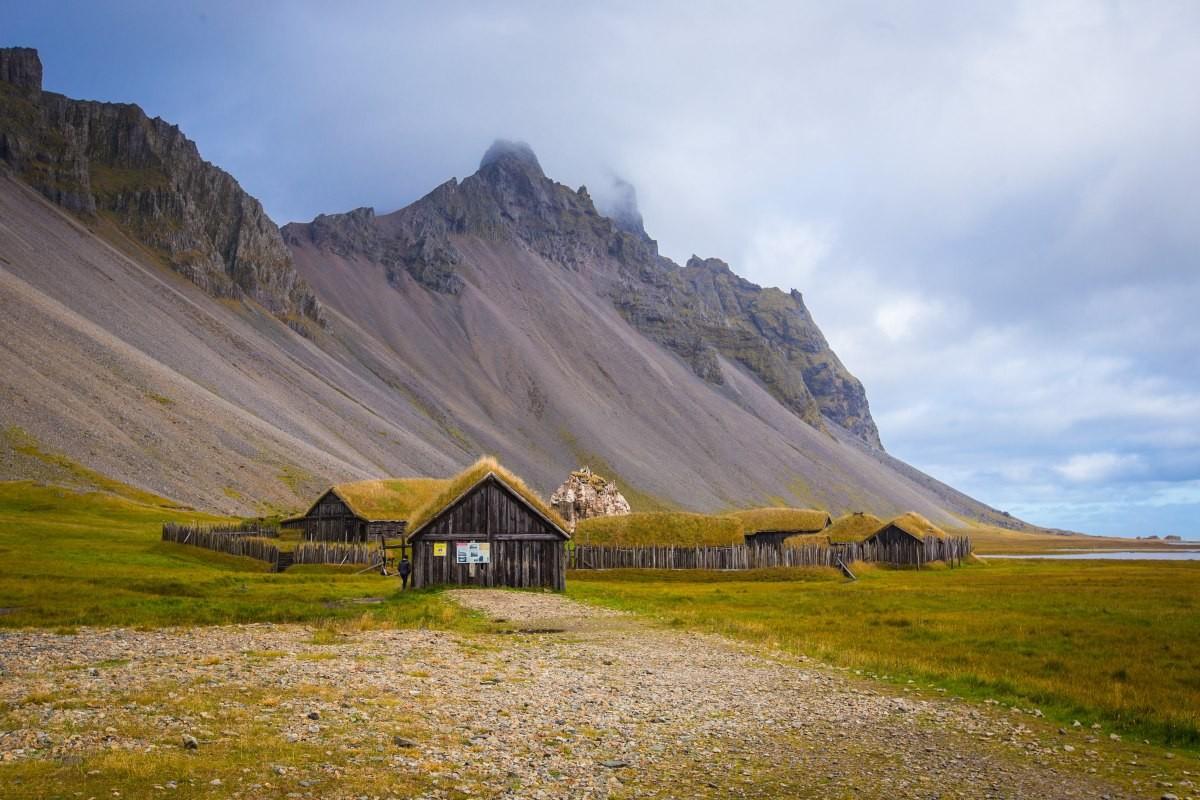 Χοφ, Ισλανδία