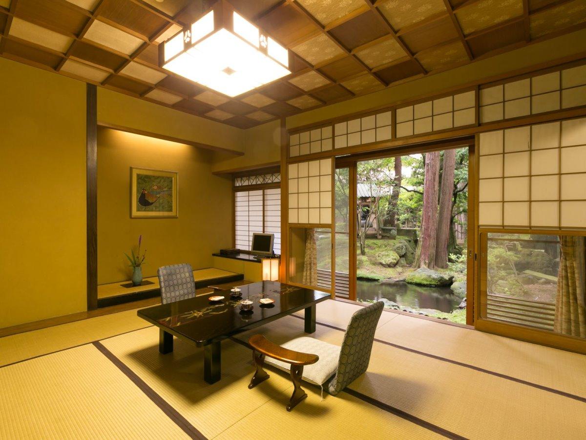 Hoshi Ryokan, Ishikawa Prefecture, Ιαπωνία δωμάτιο