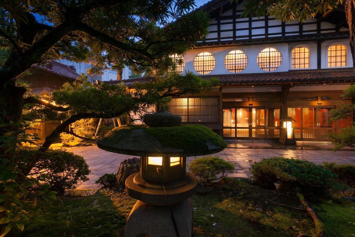 Hoshi Ryokan, Ishikawa Prefecture, Ιαπωνία