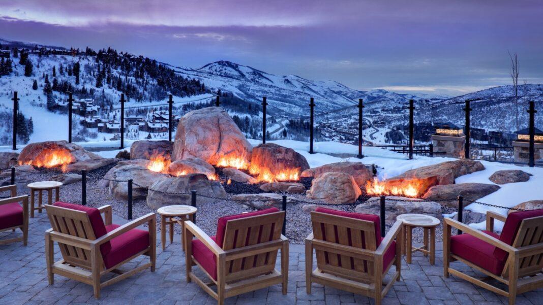 Ξενοδοχεία στο χιόνι