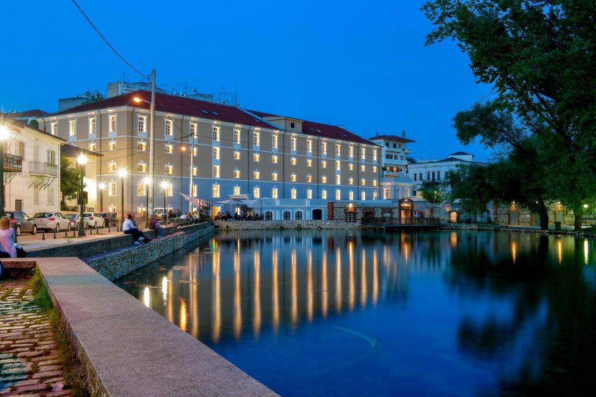 Hydrama Grand Hotel, Ύδρα
