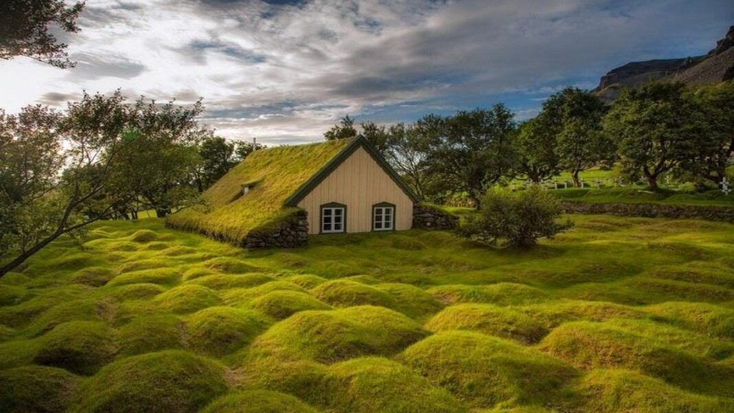 Χωριό Χοφ Ισλανδία