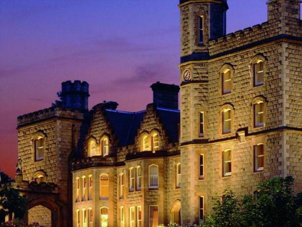 Το Inverlochy Castle Σκωτία ξενοδοχείο κάστρο
