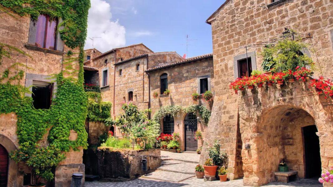 παραδοσιακά ιταλικά χωριά