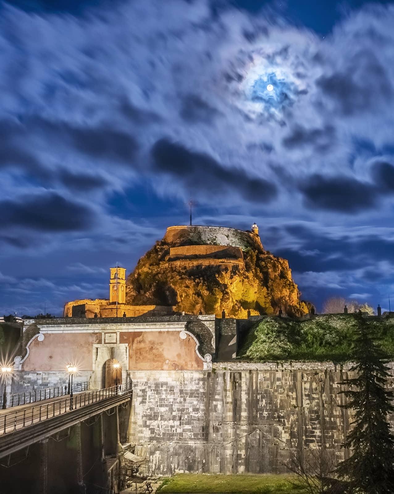 Ενετικό φρούριο Κέρκυρα