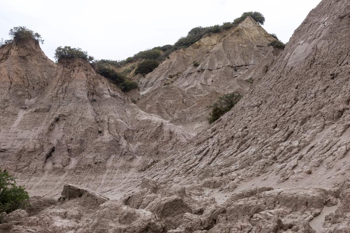Σεληνιακό τοπίο- Κομόλιθοι Κρήτη