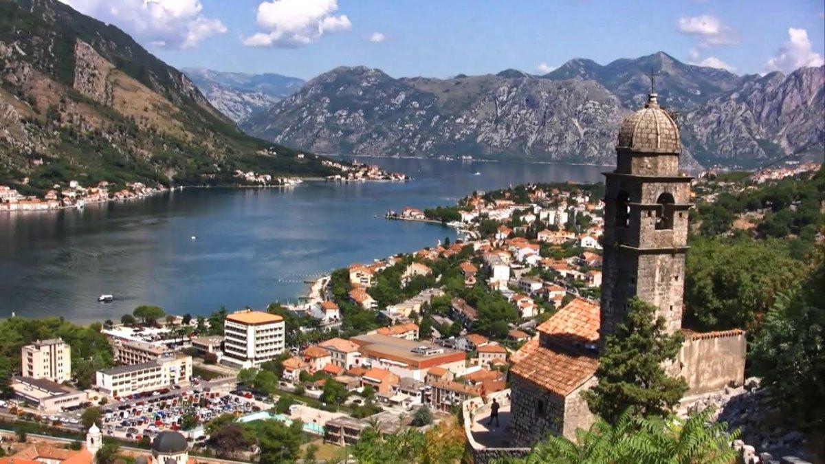 Κότορ Μαυροβούνιο