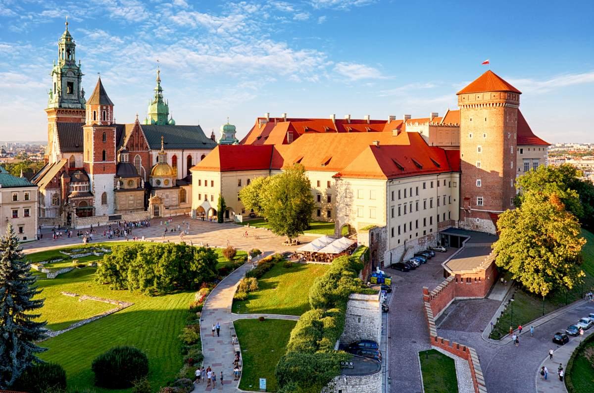 Κρακοβία, Πολωνία