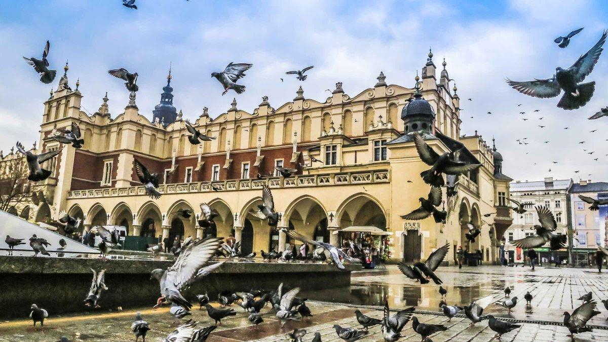 Πλατεία Κρακοβία
