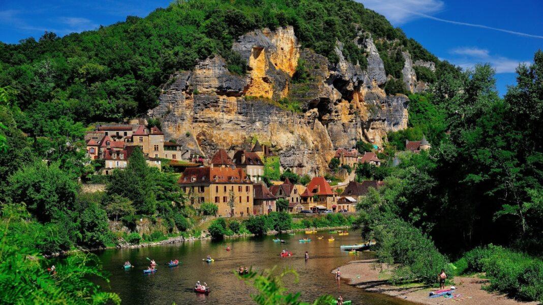 La Roque Gageac Γαλλία