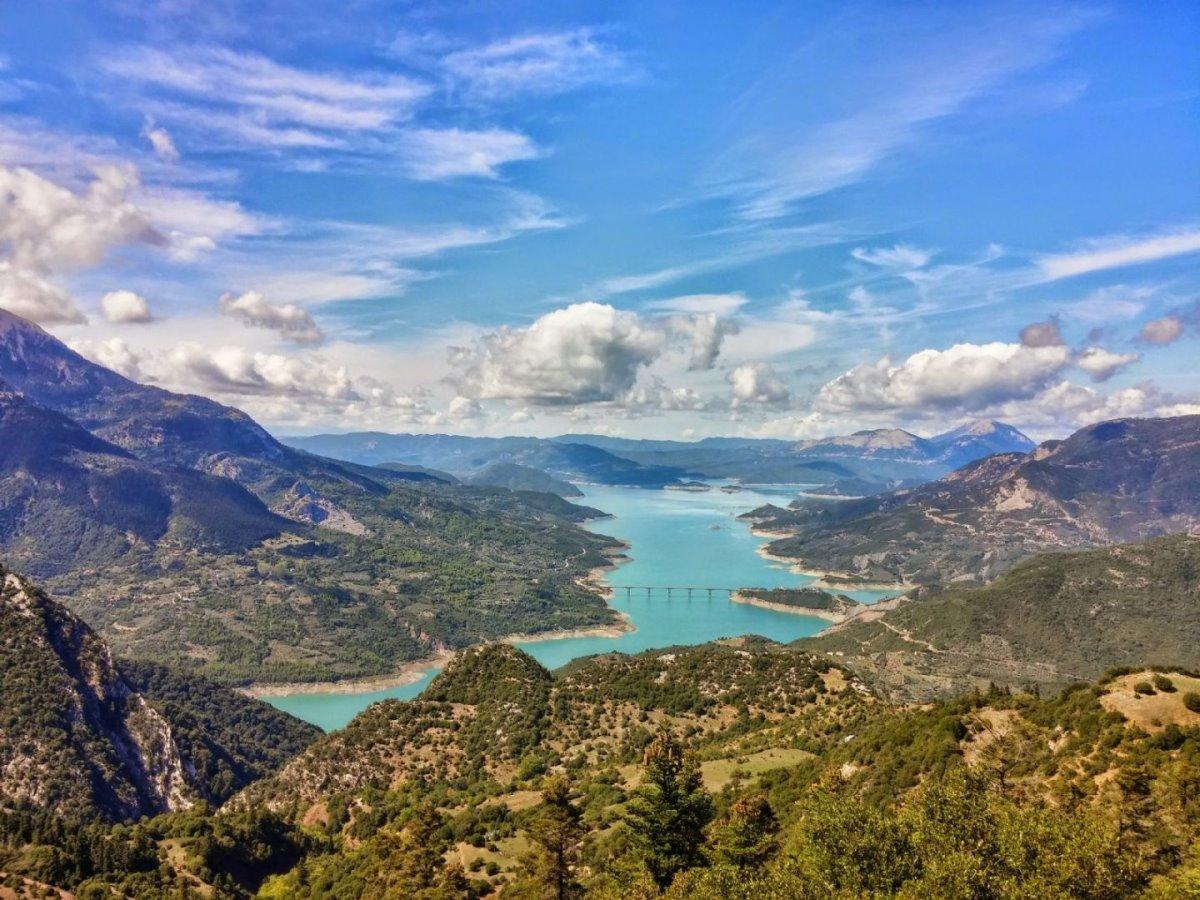 Λίμνη Κρεμαστών Ευρυτανία