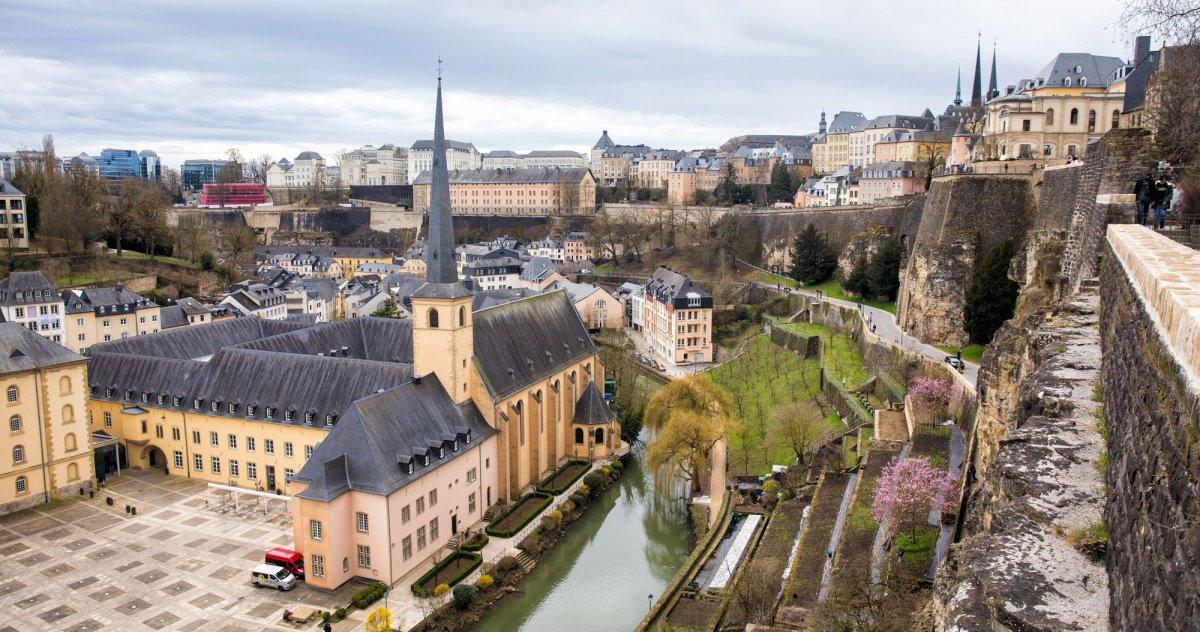 παλιά Πόλη Λουξεμβούργο