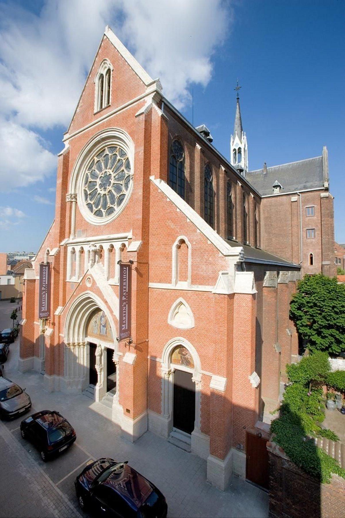 Martin's Patershof, Μεσελέν, Βέλγιο