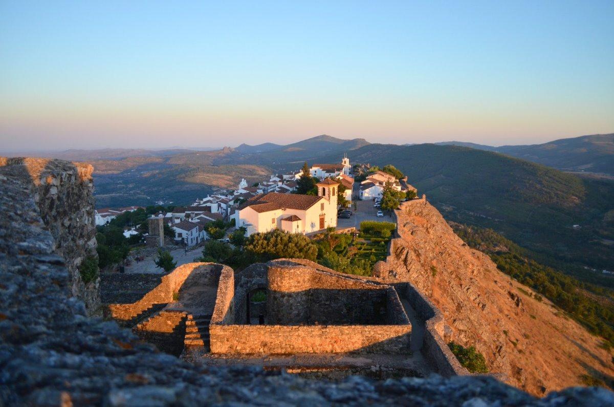 Marvão, Πορτογαλία μυστικό χωριό στην Ευρώπη