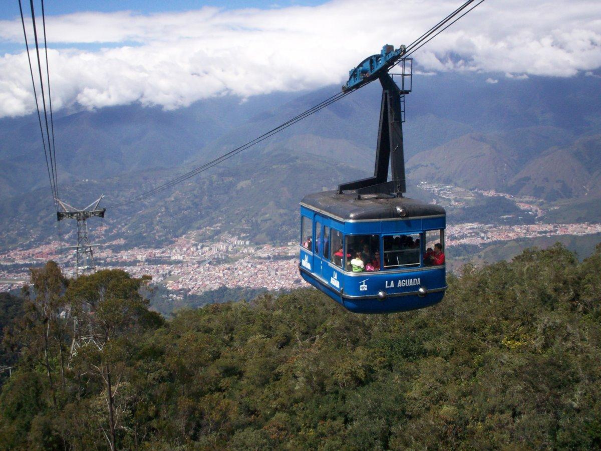 τελεφερίκ Merida, Βενεζουέλα