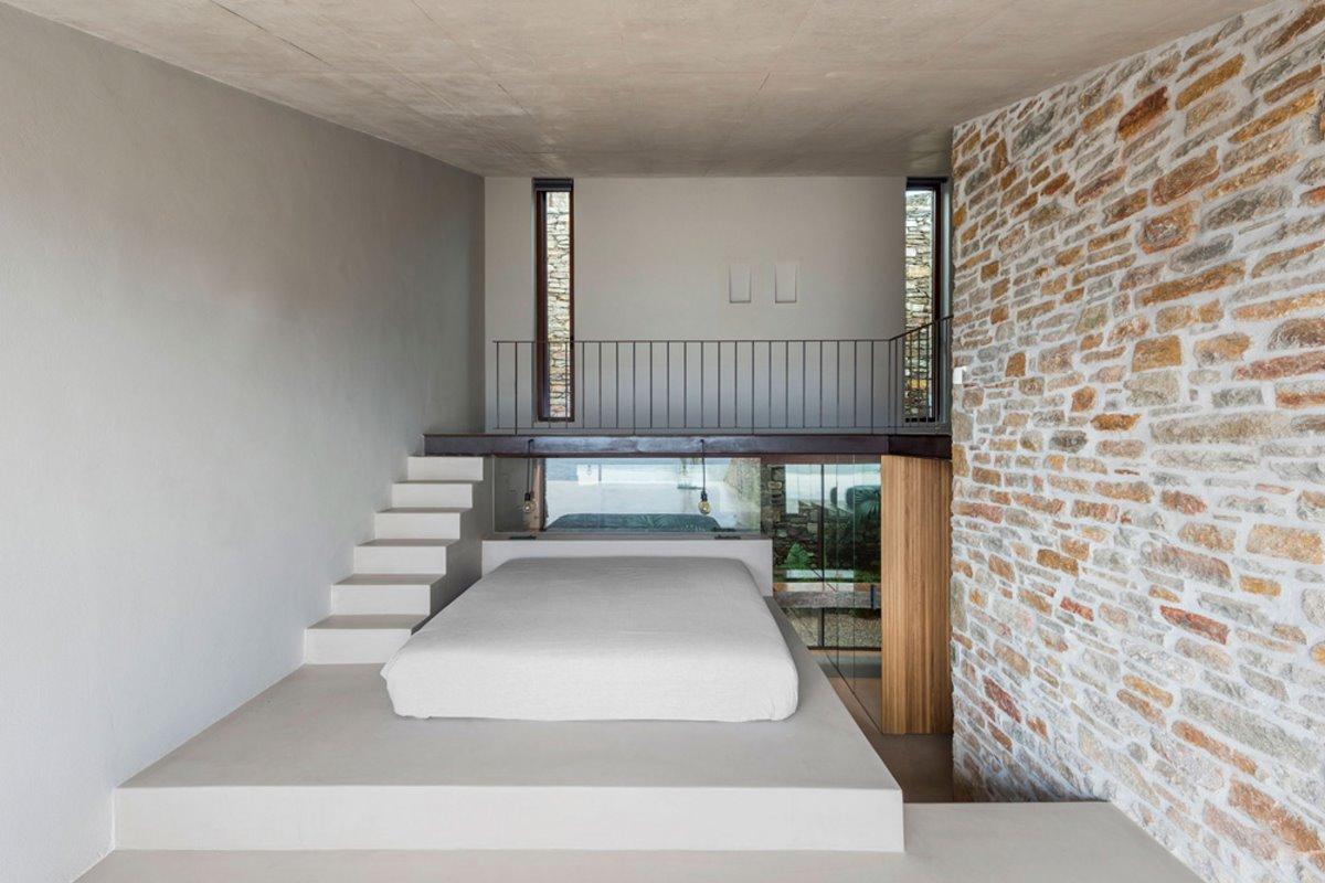 Δωμάτιο κατοικίας στη Σέριφο n Caved
