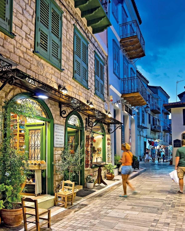 Ναύπλιο  Παλιά πόλη, Σταϊκοπούλου